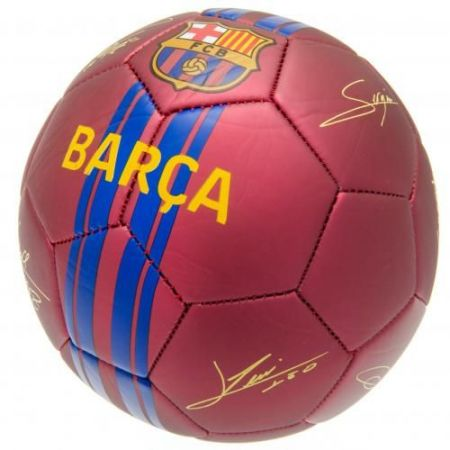 Топка BARCELONA Football Signature MT 507820 f50fbsbacmt