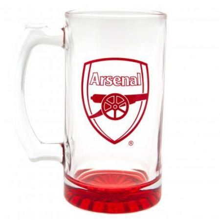 Халба ARSENAL Stein Glass Tankard CC 513081