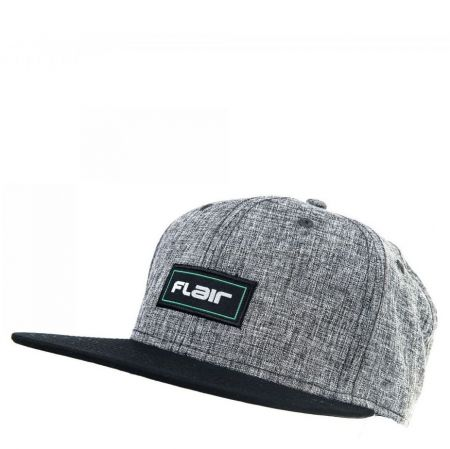 Шапка FLAIR Silver Snapback Hat 512299