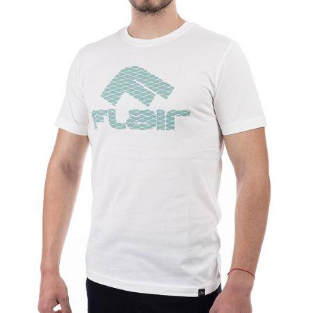 Мъжка Тениска FLAIR Net Print T-Shirt 516959 176202
