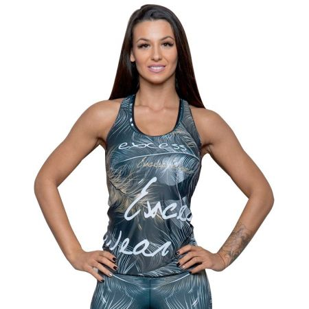 Дамски Потник EX FIT Training Top Gold Line 511156
