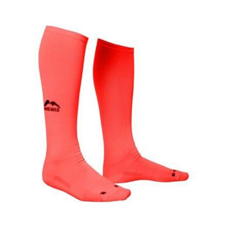 Мъжки Термо Калци MORE MILE California Long Compression Socks 509194 MM1426-Salmon