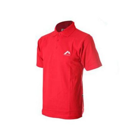 Мъжка Тениска MORE MILE Short Sleeve Mens Polo Shirt 508500  MMSSPOLOMRED