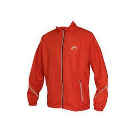Мъжко Яке/Ветровка MORE MILE  Reflective Mens Running Jacket 508443  MMM190Red