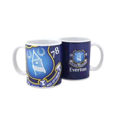 Чаша EVERTON Ceramic Mug 500355