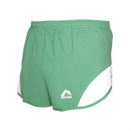 Детски Къси Панталони MORE MILE Elite Junior Running Shorts 508868 MM-Short-GrnKds