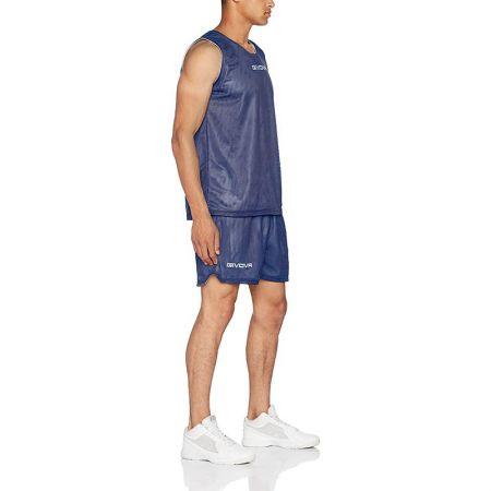 Двулицев Баскетболен Екип GIVOVA Kit Double 0403 504763 kitb03 изображение 3
