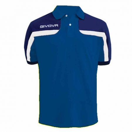 Мъжка Тениска GIVOVA Polo Spring 0204 511793