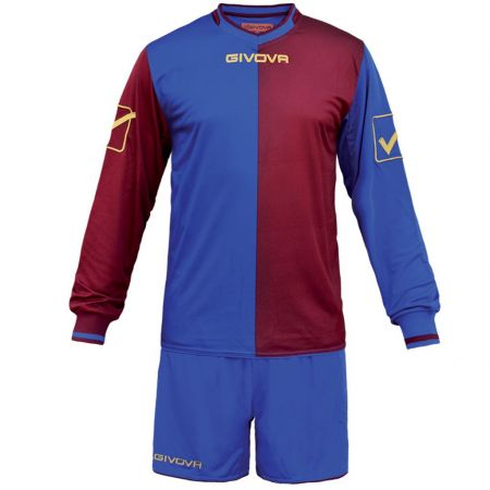 Футболен Екип GIVOVA Football Kit Leverage 02081 510723