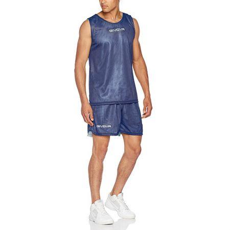 Двулицев Баскетболен Екип GIVOVA Kit Double 0412 505420 kitb03 изображение 3