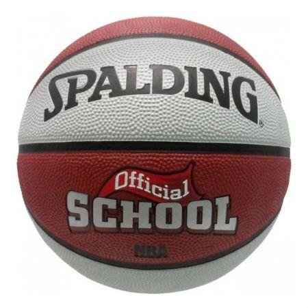 Баскетболна Топка SPALDING NBA Official School 400956