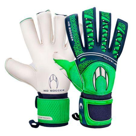 Вратарски Ръкавици HO SOCCER SSG Ikarus Roll Negative Green SS18 512237 051.0611