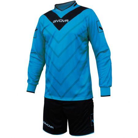 Детски Вратарски Екип GIVOVA Football Kit Sanchez ML 0510 504668 KITP005