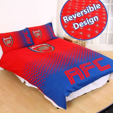 Спално Бельо ARSENAL Reversible Double Duvet Set FA