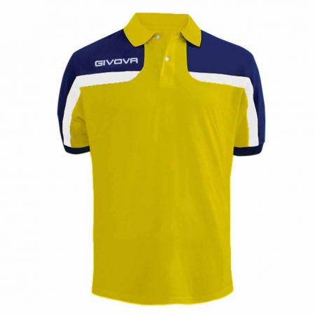 Мъжка Тениска GIVOVA Polo Spring 0704 511794