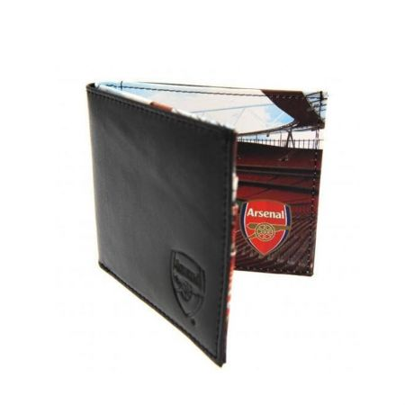 Портфейл ARSENAL Leather Wallet Panoramic 500974 m34801ar-2747