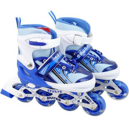 Детски Регулируеми Ролери MAXIMA Adjustable Rollers 34-37 509480