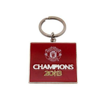 Ключодържател MANCHESTER UNITED Keyring Champions 500148b