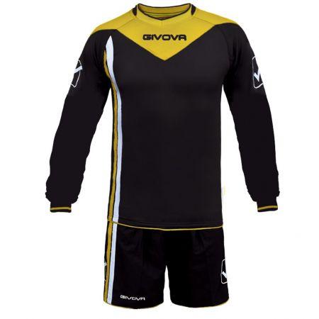 Вратарски Екип GIVOVA Goalkeeper Kit Santiago ML 1007 504689 KITP003 изображение 3