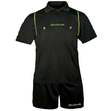 Съдийски Екип GIVOVA Football Kit Guardia ML 1010 504618 KITA03 изображение 4