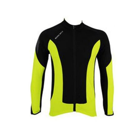 Детски Суичър MORE MILE Thermal Long Sleeve Junior Cycle Jersey 508861