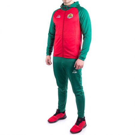 Мъжки Анцуг FLAIR Official Bulgaria Tracksuit 516203 115033