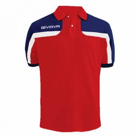 Мъжка Тениска GIVOVA Polo Spring 1204 511795 ma018