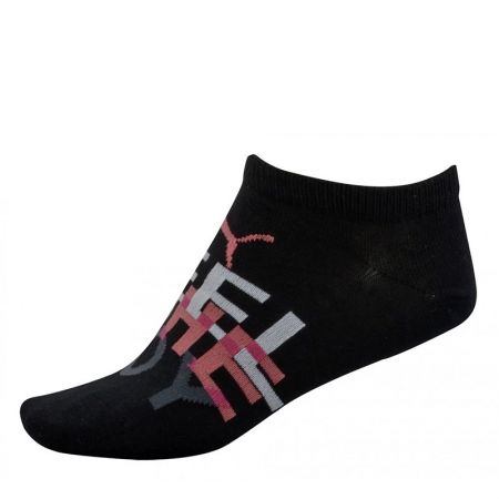 Дамски Чорапи PUMA Socks 2 pack Black Pink 513987 113038001-200