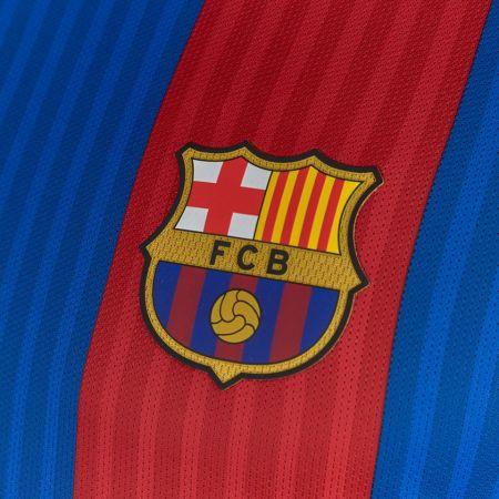 Официална Фланелка Барселона BARCELONA Mens Home Shirt 16-17 504131  изображение 6