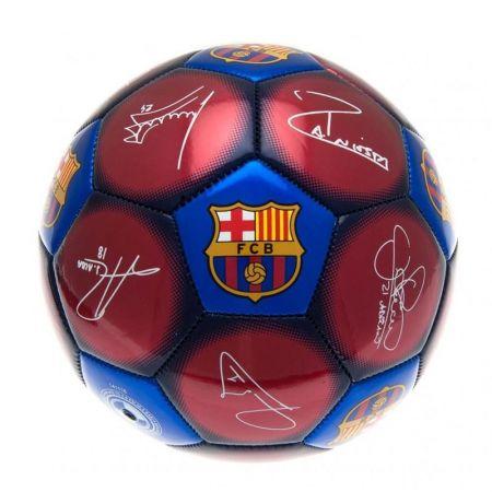 Топка BARCELONA Football Signature
