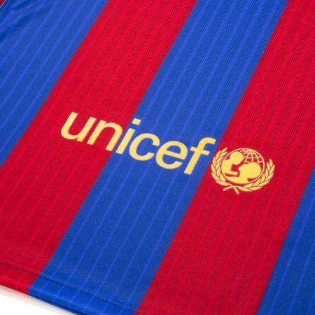 Официална Фланелка Барселона BARCELONA Mens Home Shirt 16-17 504131  изображение 5