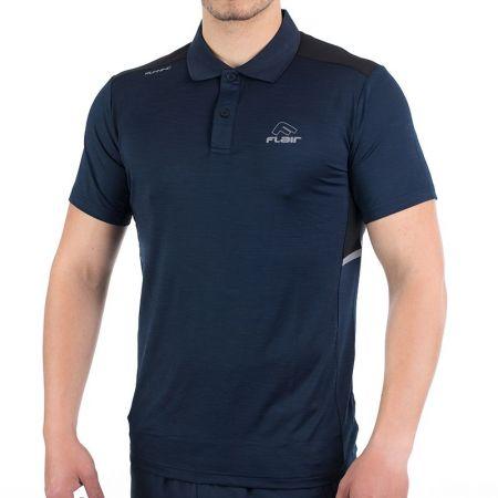 Мъжка Тениска FLAIR Nano Polo Shirt 515349 175021