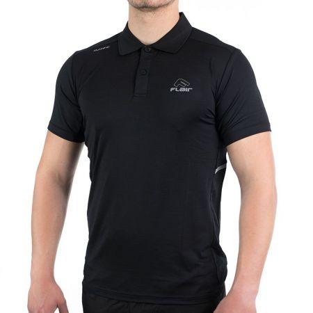 Мъжка Тениска FLAIR Nano Polo Shirt 515348 175021