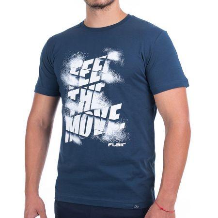 Мъжка Тениска FLAIR FTM Icy T-Shirt 515767 176165