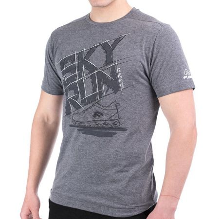 Мъжка Тениска FLAIR Sky Run Profile T-Shirt 515173 176167