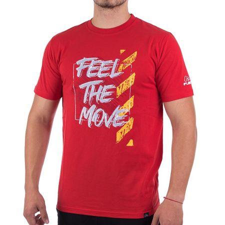Мъжка Тениска FLAIR Danger FTM T-Shirt 515544 176175