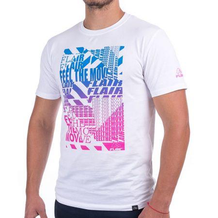 Мъжка Тениска FLAIR Hologram T-shirt 515763 176184