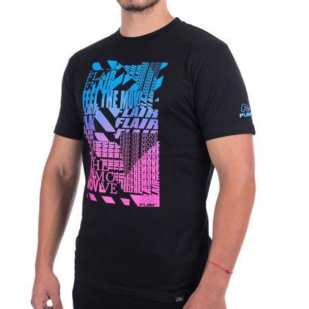 Мъжка Тениска FLAIR Hologram T-shirt 515762 176184