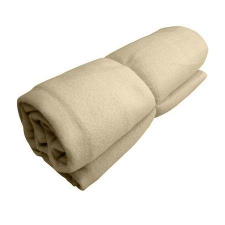 Поларено Одеяло MAXIMA Fleece Blanket 503948 600163-Beige