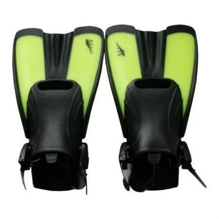 Детски Тренировъчни Плавници MAXIMA  Kids Training Flippers 502717 200441-Green