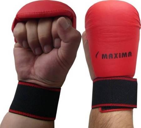 Ръкавици За Карате MAXIMA Karate Gloves  502557 200788-Red изображение 2
