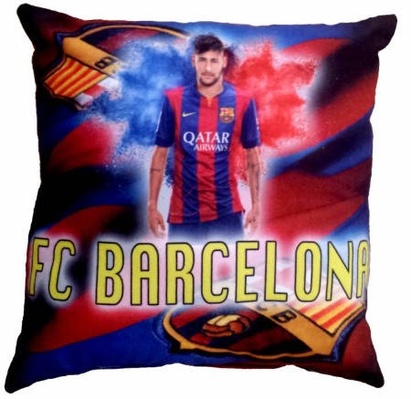 Възглавница BARCELONA Cushion Neymar PKS 501579