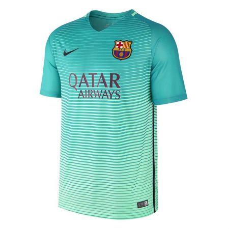 Официална Фланелка Барселона BARCELONA Mens Third Shirt 16-17 505452
