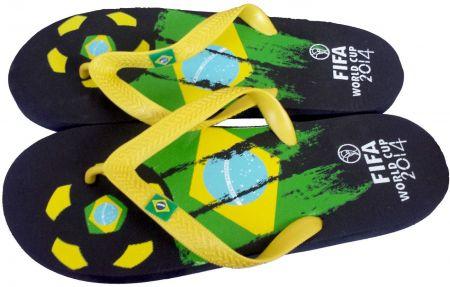 Дамски Джапанки Бразилия BRAZIL Flip Flops 503473  изображение 3