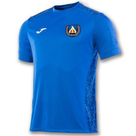 Мъжка Фланелка LEVSKI Mens Crest Shirt 509670