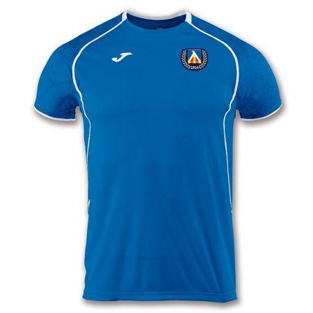 Мъжка Фланелка LEVSKI Mens Crest Shirt 509671