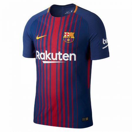 Официална Фланелка Барселона BARCELONA Mens Home Shirt 17-18 510979