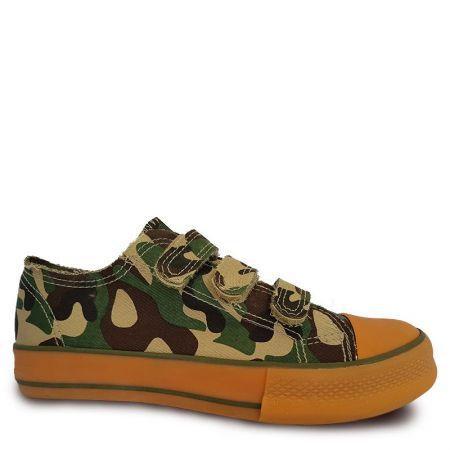 Детски Кецове GUGGEN COAST Trampki Sneakers Camo 510918