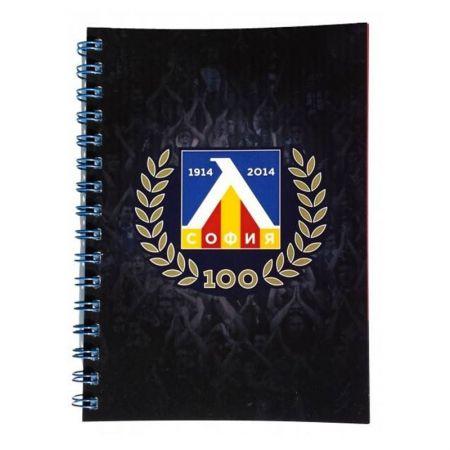 Тефтер LEVSKI Big Notebook 501161