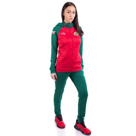 Дамски Анцуг FLAIR Official Bulgaria Tracksuit 516202 215040